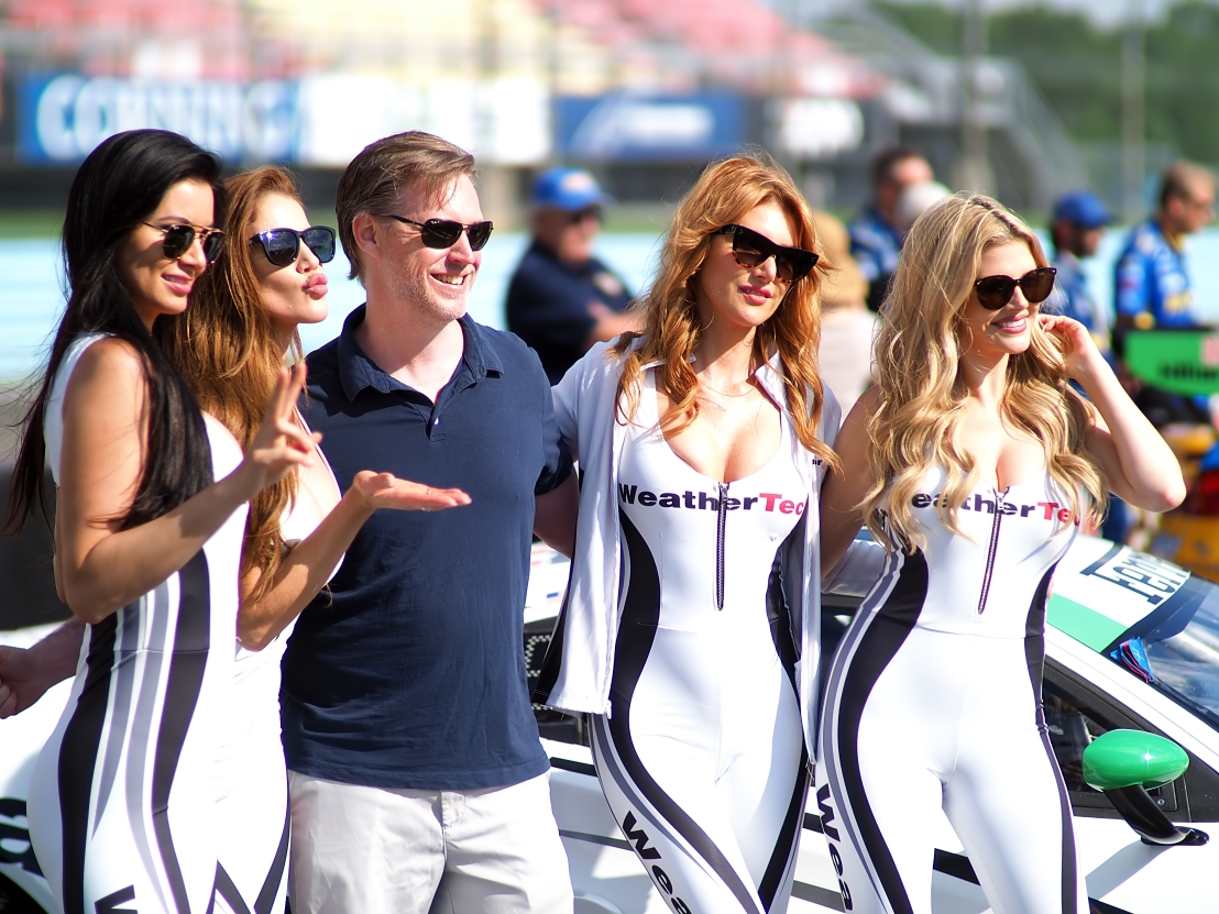 The WeatherTech Girls