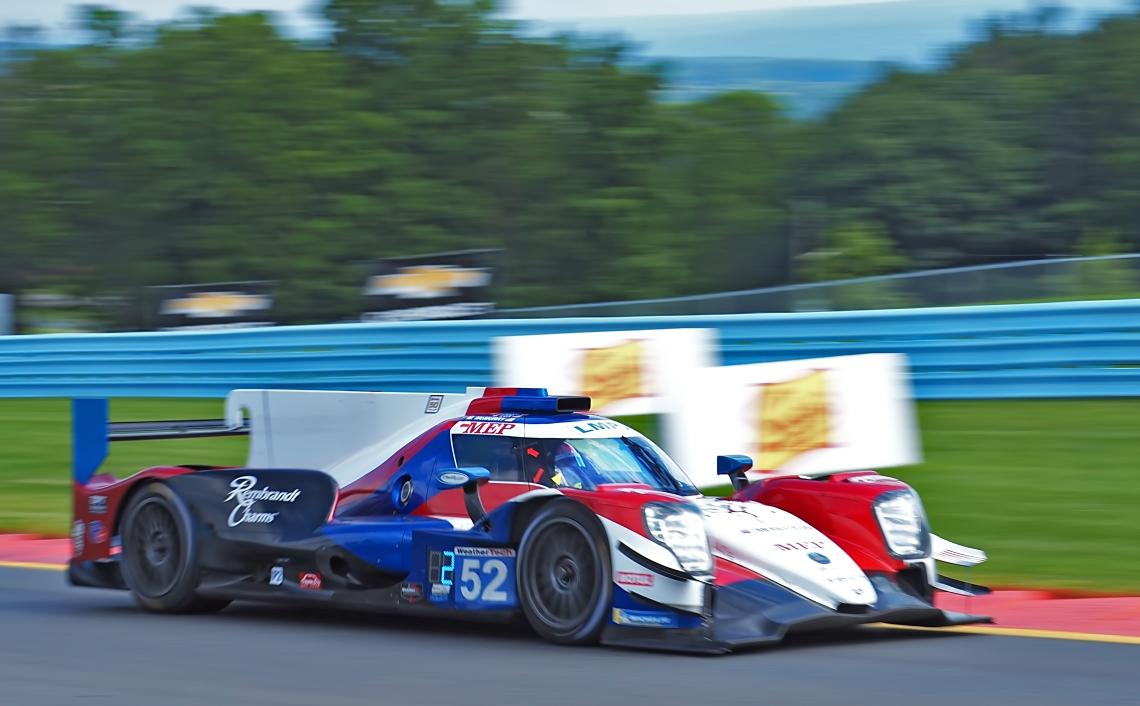 LMP2 contender PR1 Mathiasen Motorsports #52