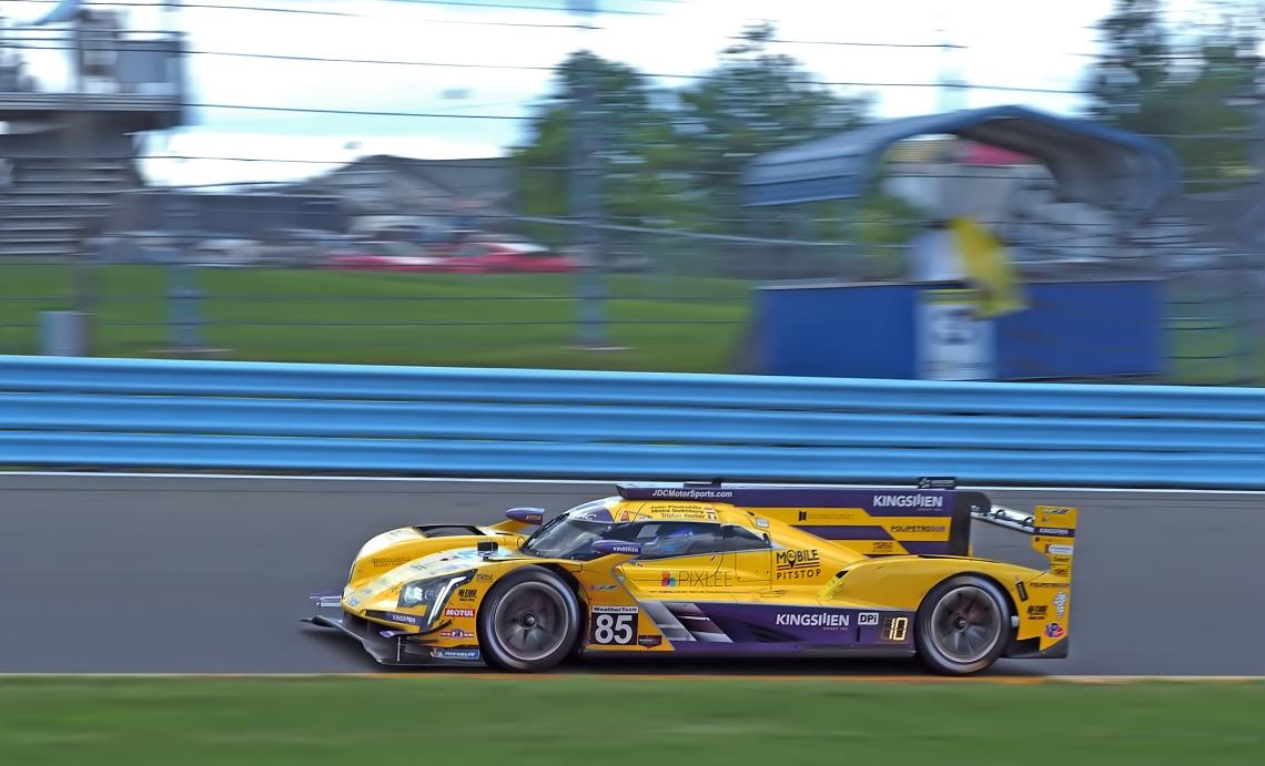 JDC MIller Motorsports #85 Cadillac DPI V-R