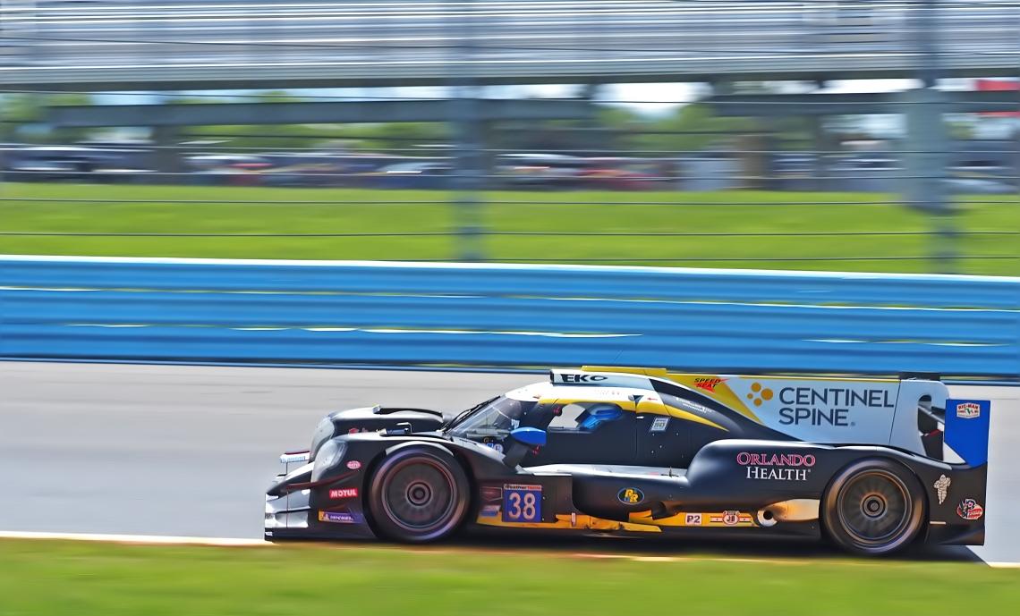 LMP2 Performance Tech Motorsports #38 Oreca