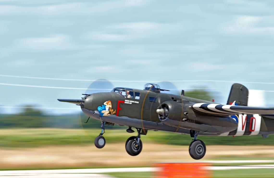 B-25 Mitchell Bomber (CHWM)