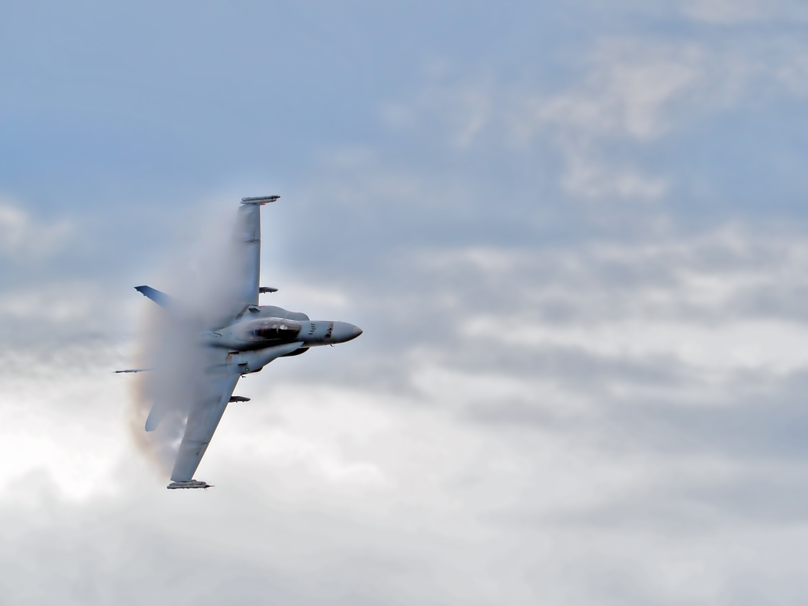CF-18 Hornet Vapour Cone