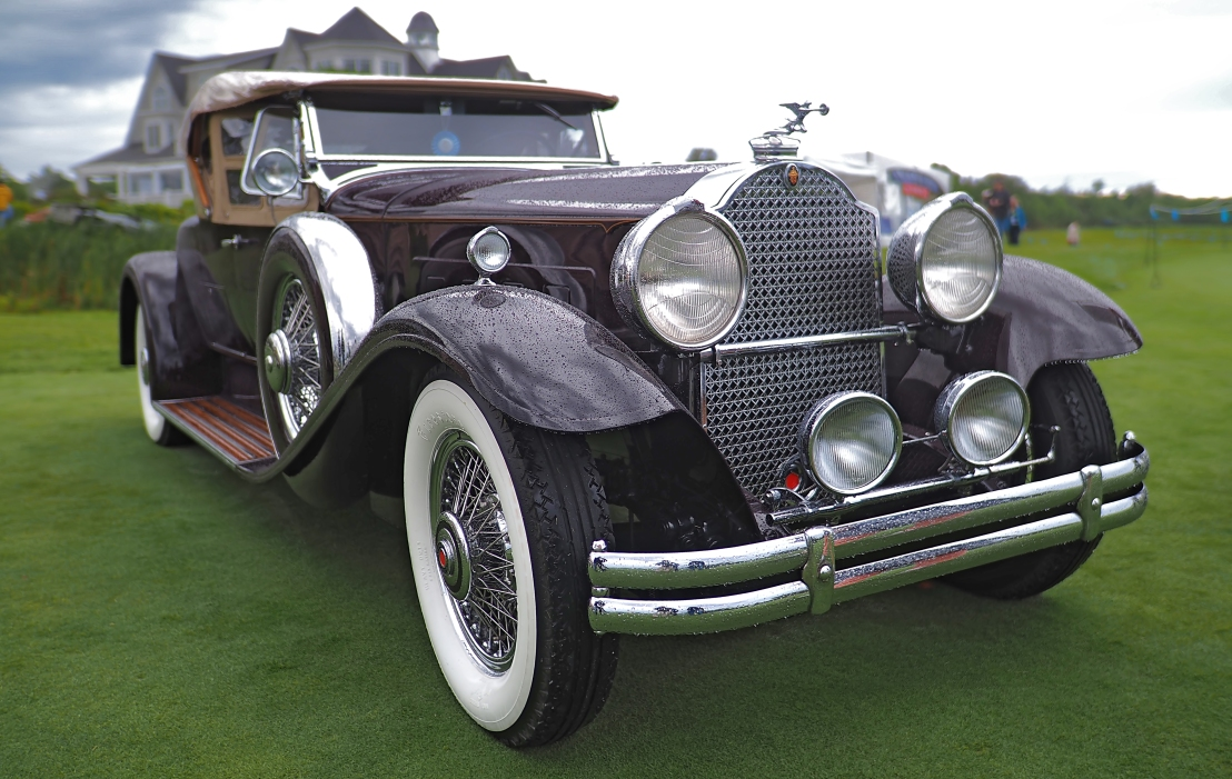 1930 Packard 745 Roadster