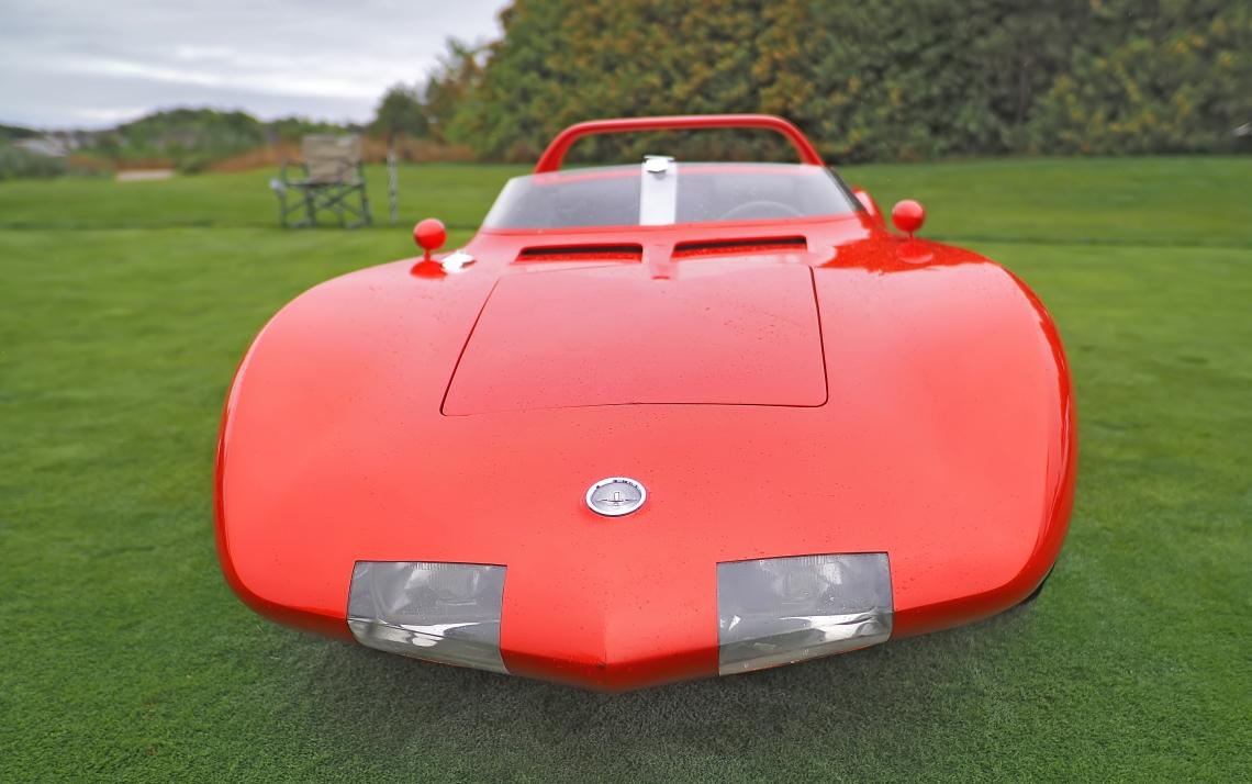 1963 Chevrolet Corvair Monza SS Prototype