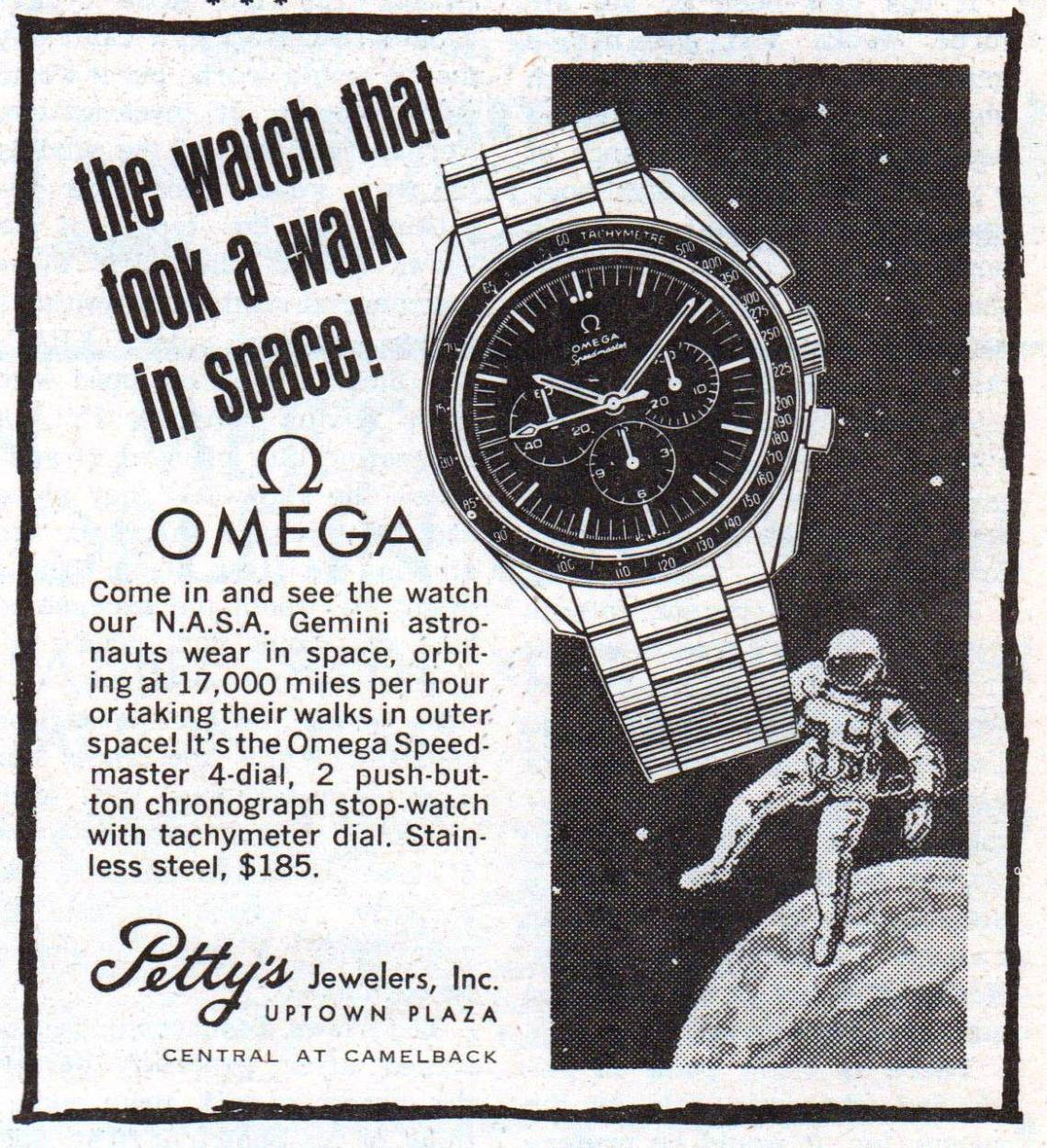 Omega-advert-vintage-watch